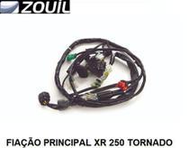 Chicote Fiação Honda Xr 250 XR250 Tornado 06 A 08 - Zouil -