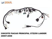 Chicote Fiação Principal Yamaha Xtz 250 Lander 06 A 08 Zouil -