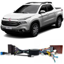Chicote Plug and Play Fiat Toro 2016 a 2020 Para Multimidia Android Faaftech -