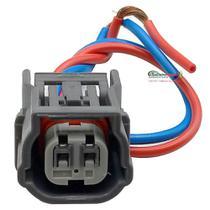 Chicote Plug Conector 2 Vias Sensor De Injeção Honda Tc1887 - Tc Chicotes