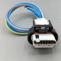 Chicote Plug Conector 4 Vias Injeção Eletrônica Linha Ford - Tc Chicotes