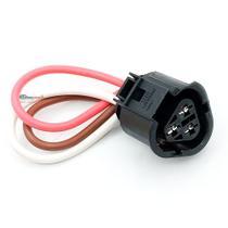 Chicote Plug Conector Cebolão Radiador Polo Bora Golf A3 - Rainha Da Sete