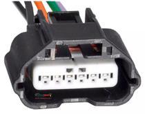 Chicote Plug Conector Corpo Borboleta Tbi Clio 1.0 16v 2005 - Rainha Da Sete