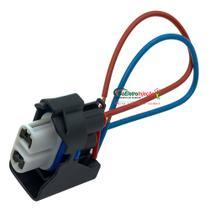 Chicote Plug Conector de Injeção Eletrônica 02 Vias TC1789 - Tc Chicotes