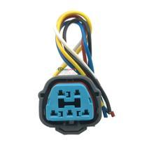 Chicote Plug Conector Flange Bomba de Combustível Honda Fit Civic Hrv - Tc Chicotes