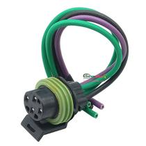 Chicote Plug Conector Interruptor Óleo Monza Kadett Ete7786 - Rainha