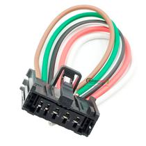 Chicote Plug Conector Resistência Ar Citroen C3 E Picasso - Rainha Da Sete