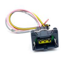 Chicote Plug Conector Sensor De Rotação Corsa Meriva Montana - Rainha Da Sete