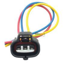 Chicote Plug Conector Sensor Map Hilux Sw4 8942160040 894217102 - Tc Chicotes