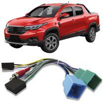 Chicote Plug Ligação Fiat Nova Strada 2020 2021 - Expex