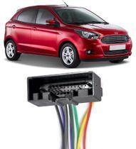 Chicote Plug Ligação Ford Novo Ka 2015 2016 2017 2018 - Expex