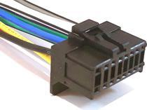 Chicote rádio pioneer cd 1550 / 2250 - conector - Permak