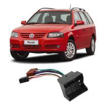 Chicote Volkswagen Parati 1999 a 2012 Adaptador Rádio DVD CD Multimídia - Ludovico