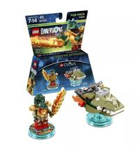 Chima Cragger Fun Pack - Lego Dimensions - Warner Bros