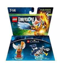 Chima Eris Fun Pack - Lego Dimensions - Activision