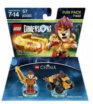 Chima Laval Fun Pack - Lego Dimensions - Warner Bros