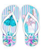 Chinelo Bailarina e sapatilha de Balé - Naltic