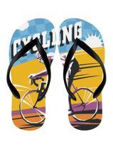 Chinelo Ciclismo Cycling Colorida - Naltic