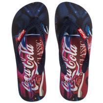 Chinelo Coca Coca Diving Cc2858 - Coca Cola