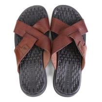 Chinelo Couro West Coast Carmel Sandals Masculino -