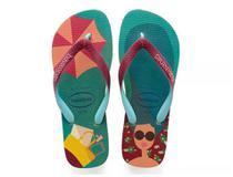 Chinelo feminino praia verão adulto Havaianas -