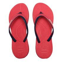 Chinelo Havaianas Atena CF Flamingo 4137722-0579 -