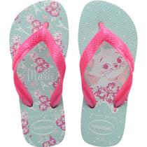 Chinelo Havaianas Infantil Marie TOP 23/4 ICE Blue -