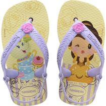 Chinelo Havaianas Infantil Menina Menino Bebe Baby Disney -