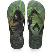 Chinelo Havaianas Masculino TOP Herois DC 39/0 Amazonia -