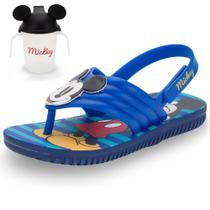 Chinelo Infantil Baby Mickey e Minnie Grendene Kids - 22165 AZUL -