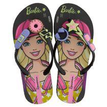 Chinelo Infantil Barbie Profissoes 26016 -
