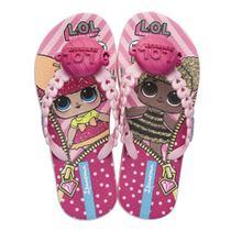 7ea7c9d83f Chinelo Infantil LOL Surprise Doll - Ipanema Rosa