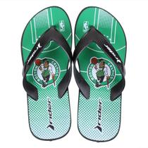 Chinelo NBA Boston Celtics Rider Street Bold Ad Masculino -