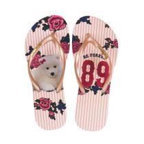 Chinelo Rafitthy Be Forever Akita Flowers