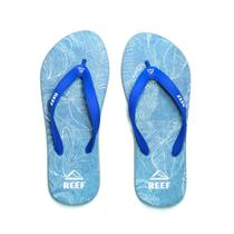 Chinelo Switchfoot Cabo Blue Ultra Resistente Azul Reef