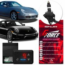 Chip Aceleração Potência Acelerador Sprint Speed GForce Booster Shutt Porsche 911 Carrera Módulo -