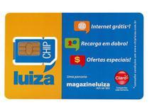 Chip Claro Luiza  - 128 KB
