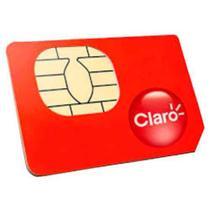 Chip Flex ODA Claro Pré-Pago 128kb -
