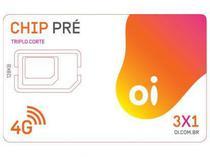 Chip Pré-Pago OI (AL/BA/PB/PE/RN e SE) -