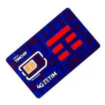 Chip TIM 4G  3 em 1 -