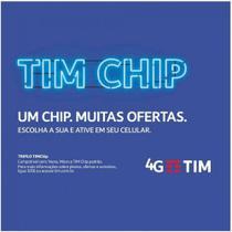 Chip Tim Triplo Corte 4g -