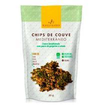 Chips de Couve Mediterrâneo Bianca Simões 20g -