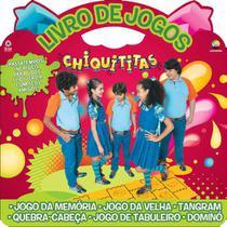 Chiquititas - Livro de Jogos - Online Editora -