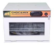 Chocadeira 36 a 42 ovos viragem automática 100% automática 110 volts - chocamix