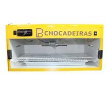 Chocadeira Automatica 50 Ovos Com Ovoscópio Termostato - Barbaresco&Prado