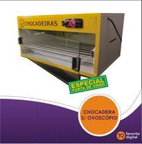 Chocadeira Automática 50 Ovos Termostato Coel - B&P - Barbaresco&Prado