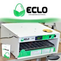 Chocadeira Automática  60 á 70 Ovos + Ovoscópio eclo 110 v -