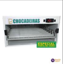 Chocadeira Automática 63 Ovos Nest Choc c/ Ovoscópio B&P - Barbaresco&Prado