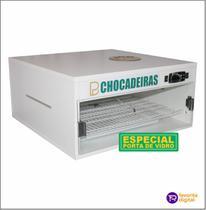 Chocadeira Automatica 80/90 Ovos Com Ovoscópio Termostato - Barbaresco&Prado