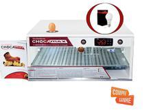 Chocadeira Ovoscópio 120 Ovos Galinha Automática Digital - Chocamax